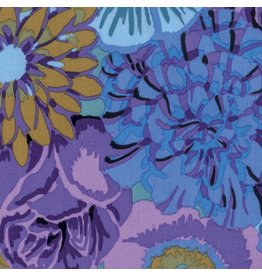Kaffe Fassett Kaffe Collective Spring 2017, Bekah in Lavender, Fabric Half-Yards
