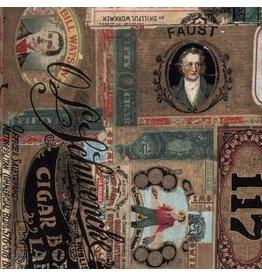 Tim Holtz Dapper, Cigar Box Labels in Multi, Fabric Half-Yards