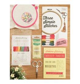 Jen Senor, Instructor 05/06: Jen's Intro to Hand Embroidery Class