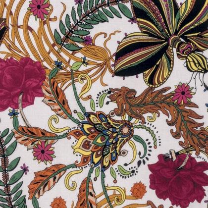 Studio KM Persia, Waldorf in Botanica, Fabric Half-Yards