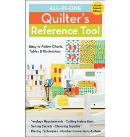 Harriet Hargrave All-In-One Quilter's Reference Tool