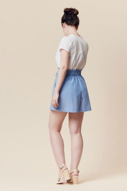 Deer and Doe Deer and Doe Goji Shorts/Skirt Pattern