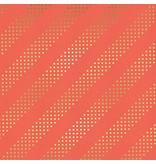 Cotton + Steel Dottie in Gelato with Metallic, Fabric Half-Yards