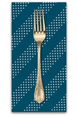 PD's Cotton + Steel Collection Dottie in Night Owl, Dinner Napkin