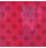 Moda Grunge Hits the Spot in Raspberry, Fabric Half-Yards