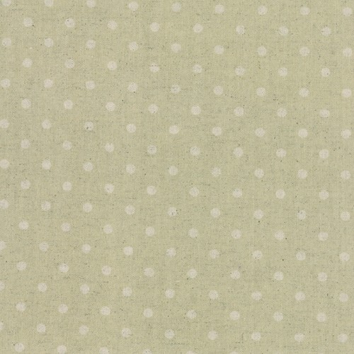 PD's Linen Blend Collection Linen Mochi Dot in Sand, Dinner Napkin