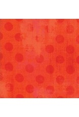 Moda Grunge Hits the Spot in Tangerine, Fabric Half-Yards