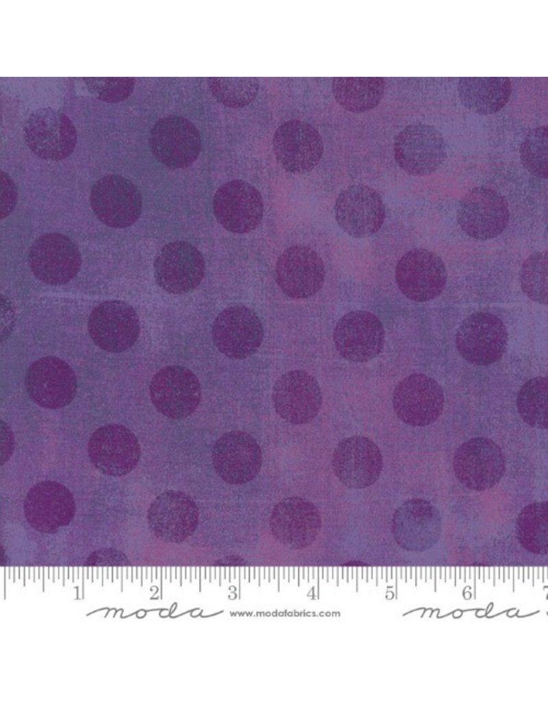Moda Grunge Hits the Spot in Grape, Fabric Half-Yards