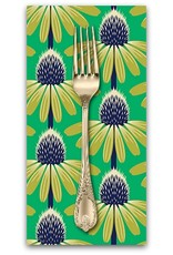 Picking Daisies Dinner Napkin Kit: Floral Retrospective, Echinacea in Preppy