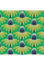 PD's Anna Maria Horner Collection Floral Retrospective, Echinacea in Preppy, Dinner Napkin