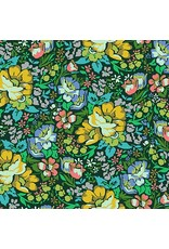 Anna Maria Horner Floral Retrospective, Overachiever in Forest