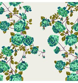 Anna Maria Horner Floral Retrospective, Social Climber in Liche, Fabric Half-Yards
