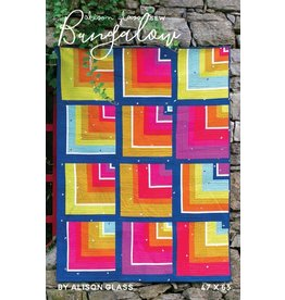 Alison Glass Alison Glass's Bungalow Quilt Pattern