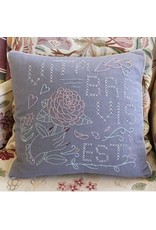 Sublime Stitching Embroidery Kit, Pillow Cover: Vita Brevis Est by Sublime Stitching