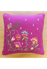 Sublime Stitching Embroidery Kit, Pillow Cover: Oscar's Bouquet by Sublime Stitching