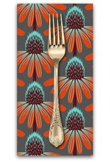 Picking Daisies Dinner Napkin Kit: Floral Retrospective, Echinacea in Berry