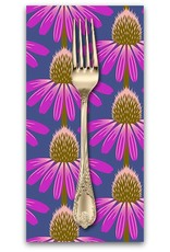 Picking Daisies Dinner Napkin Kit: Floral Retrospective, Echinacea in Haute