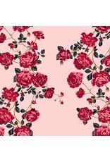 PD's Anna Maria Horner Collection Floral Retrospective, Social Climber in Perfume, Dinner Napkin