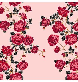 Anna Maria Horner Floral Retrospective, Social Climber in Perfume, Fabric Half-Yards