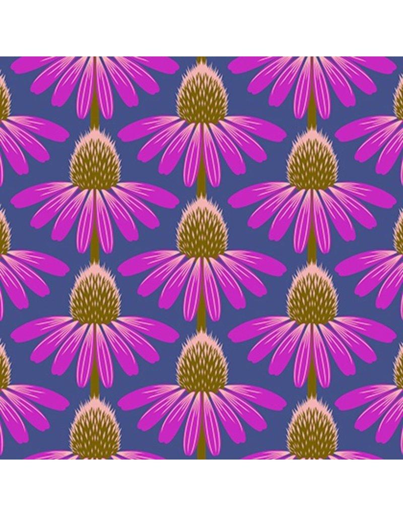 Anna Maria Horner Floral Retrospective, Echinacea in Haute, Fabric Half-Yards