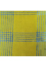 Alison Glass Chroma - A Handcrafted Collection, Plaid in Citrus, Fabric Half-Yards