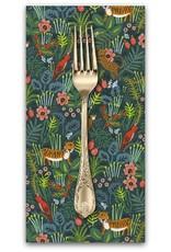 Picking Daisies Dinner Napkin Kit: Menagerie, Jungle in Hunger