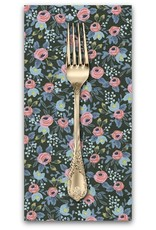 PD's Rifle Paper Co Collection Menagerie, Rosa in Hunter, Dinner Napkin
