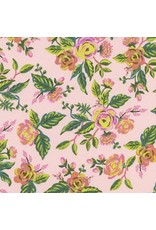 PD's Rifle Paper Co Collection Menagerie, Jardin de Paris in Peony, Dinner Napkin