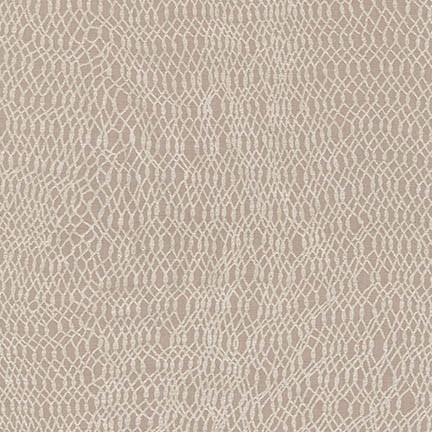 Jennifer Sampou Shimmer On, Net in Smoke, Fabric Half-Yards AJSP-17027-293