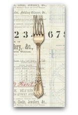 PD's Tim Holtz Collection Dapper, Gears in Neutral, Dinner Napkin
