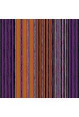 Kaffe Fassett Kaffe Collective, Regimental Stripe in Dark, Fabric Half-Yards  PWGP163