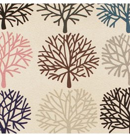 Alexander Henry Fabrics The Ghastlies, A Ghastlie Orchard in Tint Multi, Fabric Half-Yards 8385B