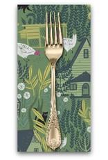 Picking Daisies Dinner Napkin Kit: Garden Sanctuary in Eden