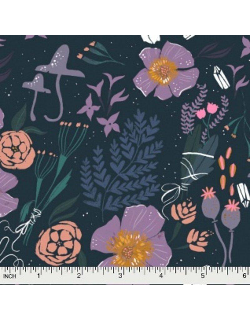 Rae Ritchie Magik, Magik Floral in Multi, Fabric Half-Yards STELLA-SRR877