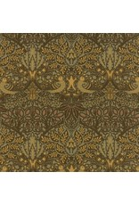 PD's William Morris Collection William Morris 2017, Dove and Rose in Sepia, Dinner Napkin