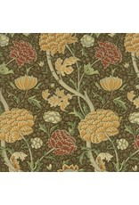 William Morris William Morris 2017, Cray in Sepia, Fabric Half-Yards 7300 13
