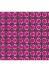 Jennifer Paganelli Judith's Fancy, Barbara in Magenta, Fabric Half-Yards PWJP130