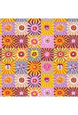 Kaffe Fassett Kaffe Collective Fall 2017, Sunburst in Bright, Fabric Half-Yards  PWGP162