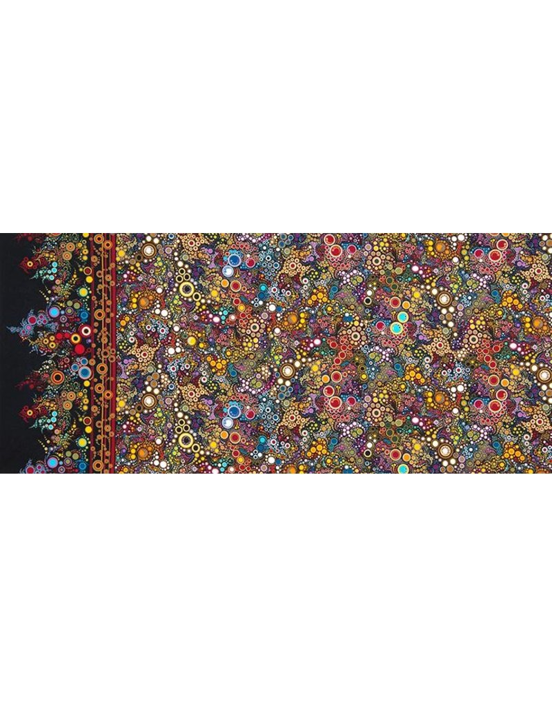 Robert Kaufman Effervescence, Jewel, Fabric Half-Yards AAQ-11209-201