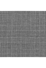Robert Kaufman Sevenberry Classic Plaid Twill, Pepper, Fabric Half-Yards SB-13110D14-188