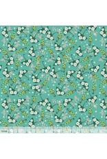 Elizabeth Grubaugh Caravan, Rainy Day in Blue, Fabric Half-Yards 126.102.03.1