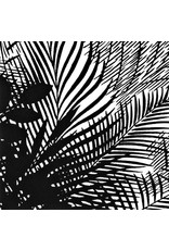 Alexander Henry Fabrics Rio, Boca Raton in Black, Fabric Half-Yards 2823F