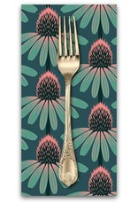 PD's Anna Maria Horner Collection Floral Retrospective, Echinacea in Dim, Dinner Napkin