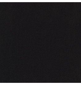 Robert Kaufman Jersey Knits, Arietta Ponte de Roma in Black, Fabric Half-Yards A165-1019