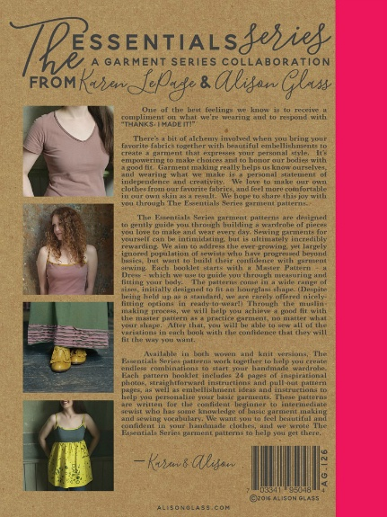 Alison Glass Alison Glass's Knit Essentials Pattern Book
