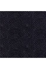 Gingiber Catnip, Spinning Wheel in Black, Fabric Half-Yards 48235 14
