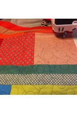 Dora Cary 05/12, Sat: (CLASS IS FULL) Free Motion Quilting Class on a Domestic Sewing Machine