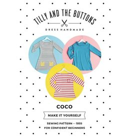 Megan Selby, Instructor 04/28: Sew the Coco Dress or Top with Megan