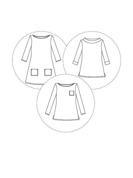Megan Selby, Instructor 04/28: SORRY - CLASS FULL! Sew the Coco Dress or Top with Megan