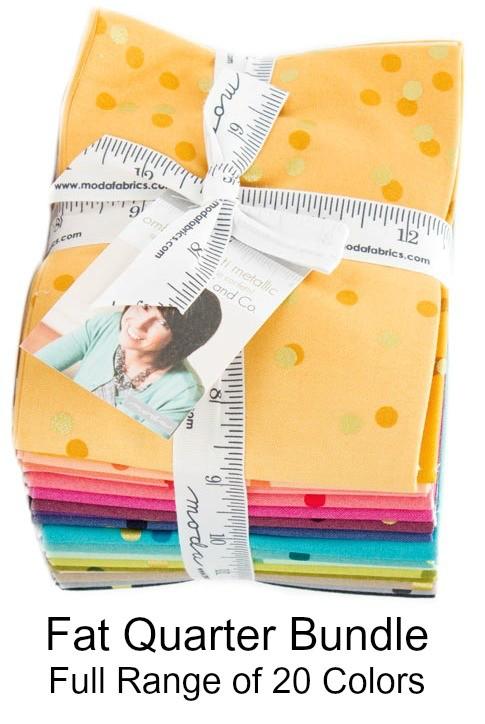 V & Co. Ombre Confetti, The Complete Collection - Fat Quarter Bundle